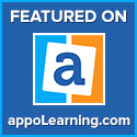 Featured on appolearning.com Badge
