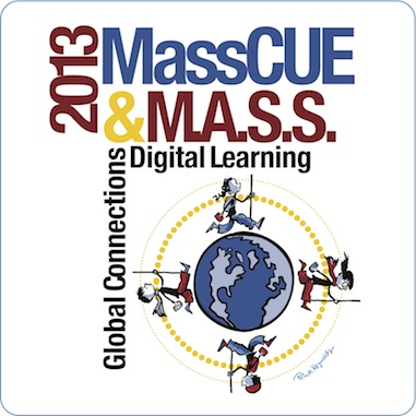 2013 MassCUE & M.A.S.S. Technology Conference Logo
